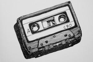 C90 mixtape