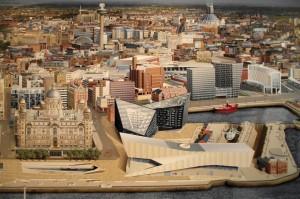 Ben Johnson, The Liverpool Cityscape