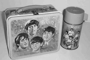 Beatles Merch - culture as commodity?