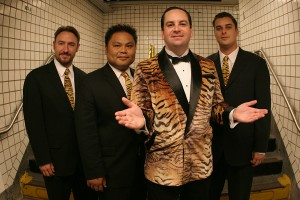 Richard Cheese and Lounge Against The Machine, pop cover-ers extraordinaire