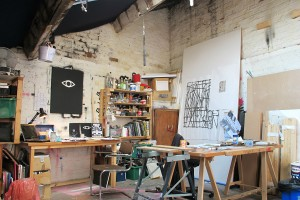 Joe McNulty, Wolstenholme Creative Space