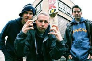 Beastie Boys: Diamond, Yauch and Horovitz