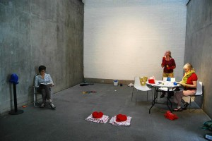 Natajna Den Boeft, Jo Bowland and Mary Prestige: If Only Festival