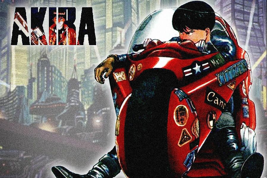Akira in 35mm