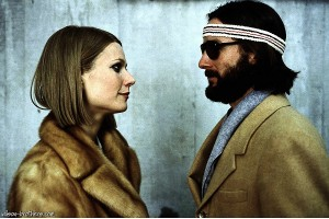 Margot &amp; Richie, The Royal Tenenbaums