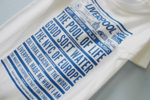 Magic of Liverpool Tee by Dave Williams