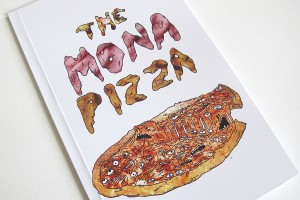 The Mona Pizza Cookery Book