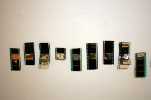 Andrew Bracey, Frames (2007-9). Still, Transition Gallery