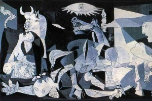 Guernica, Pablo Picasso