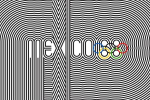 Mexico &#039;68 Lance Wyman
