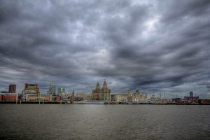 Liverpool skyline, courtesy Peter Goodbody all rights reserved