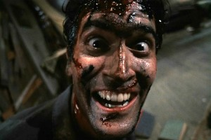 Bruce Campbell The Evil Dead 2