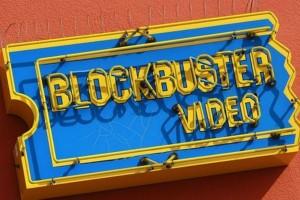 RIP Blockbuster