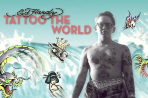 Ed Hardy Tattoo The World