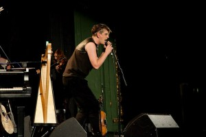 Patrick Wolf @ The Epstein Theatre