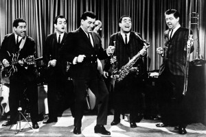 Louis Prima and his band