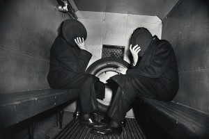 Paddy Wagon Weegee Courtesy of Side Gallery Newcastle