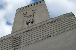 George's Dock Ventilation 1931-34