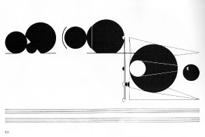 A section of Cornelius Cardew's Treatise