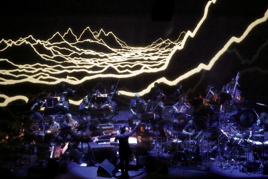 Live_Transmission (Joy Division Reworked)_Sydney Opera House 1 ©Prudence Upton