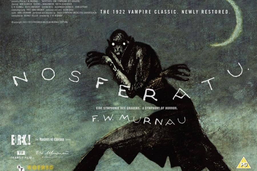 F.W. Murnau's Nosferatu: A Symphony of Horror (1922) - new restoration