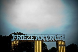 Frieze London, launching Thursday (image www.whitehotmagazine.com)