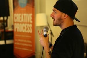 Gavin Strange, Creative Process #3
