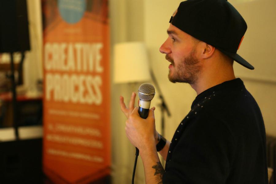 Creative Process #3