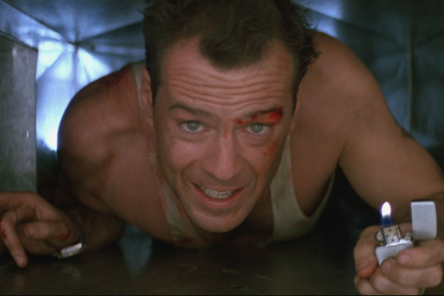 It's a good day to Die Hard on Sunday.