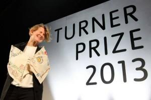 Turner Prize winner 2013