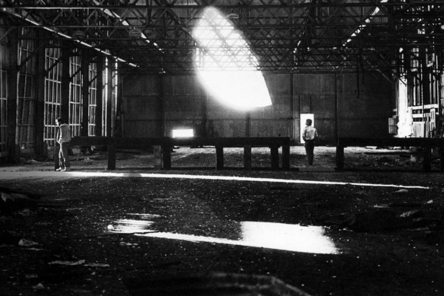 Gordon Matta-Clark, Days End (1975)