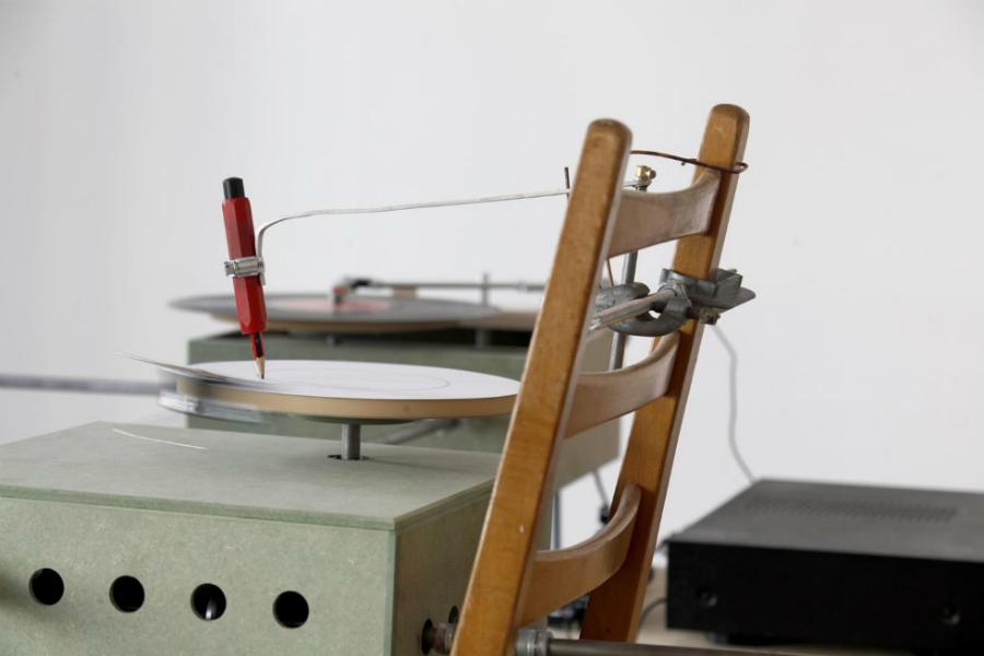 The Reversing Machine @ The Tetley, Wednesday