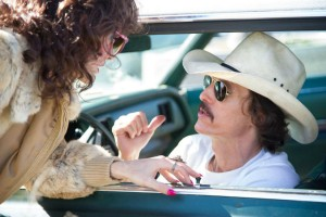 Dallas Buyers Club -- on general release from Friday