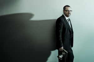 Lars von Trier (image courtesy Christian Geisnaes)