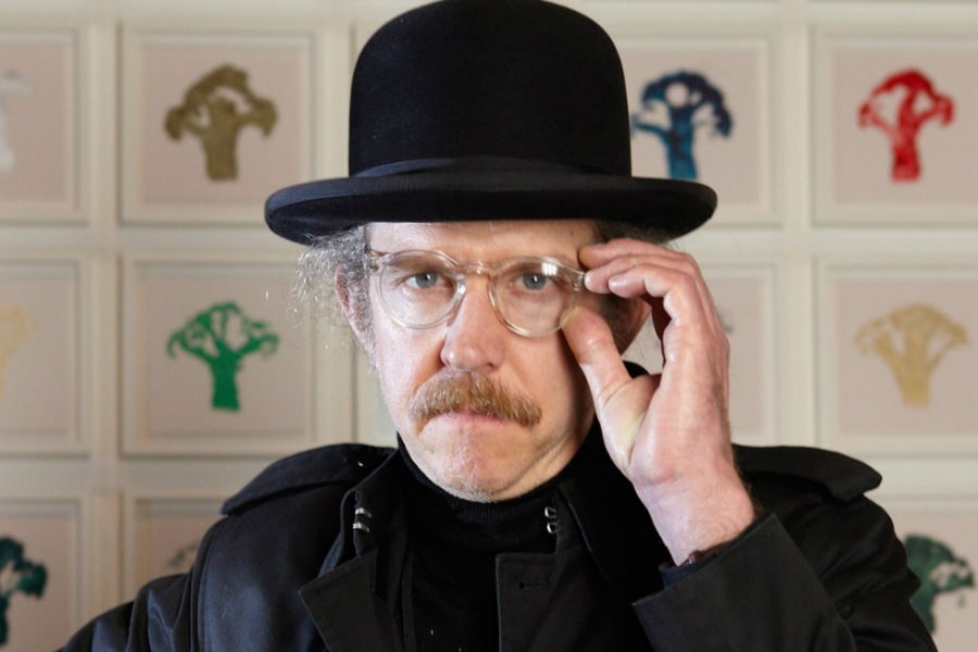 Martin Creed, What's the point of it? Hayward Gallery London. January 2014 (image courtesy the Guardian)