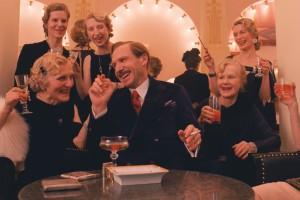 Ralph Fiennes, Grand Budapest Hotel