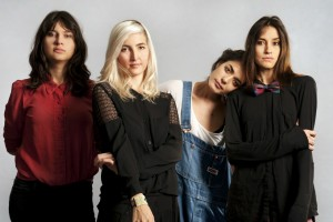 Warpaint (image courtesy The Guardian)
