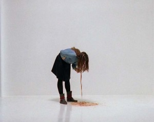 Martin Creed, Work 837 Sick Film (2007)