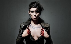 Rooney Mara as Lisbeth Salander (image courtesy amska-d4kofpu)
