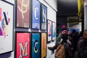 BCNMCR exhibition, Manchester