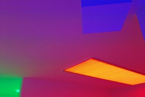 Light Show (2013), Hayward Gallery, Southbank
