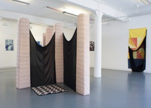 Helen de Main, Dreams, Ideas, Actions. Glasgow Project Room 2013