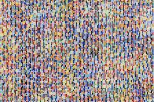 James Hugonin - Binary Rhythm (II) 2011 (detail)