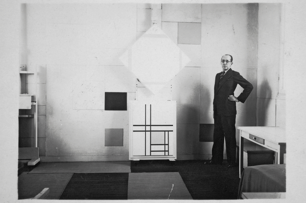 The New Art The New Life: Piet Mondrian