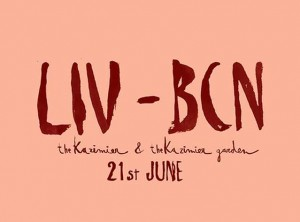 LIV-BCN Festival @ The Kazimier and The Kazimier Garden, Liverpool -- £12