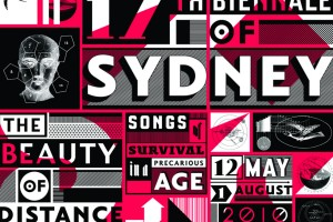 Jonathan Barnbrook, Biennale of Sydney (detail)