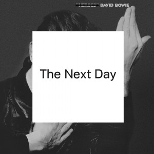 David Bowie, The Next Day -- design by Jonathan Barnbrook