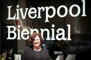 Sally Tallant, Liverpool Biennial 2014. Image courtesy Pete Goodbody (@p3dro)