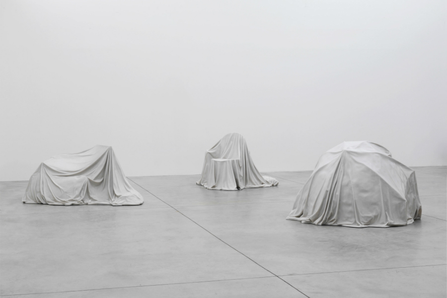 Ryan Gander: Manchester Art Gallery, Ryan Gander, I is iv v vi, 2013, Image Patrick Quayle, courtesy Lisson Gallery
