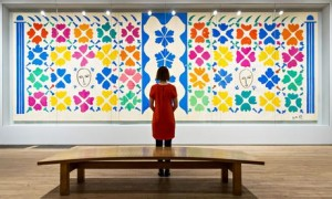Henri Matisse: The Cut-Outs exhibition, Tate Modern, London, Britain